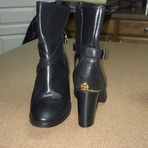 Tory Burch Mid Calf Boots